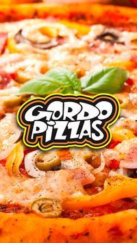 Gordo Pizzas poster