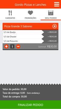 Gordo Pizzas screenshot 4