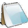 Notepad 图标