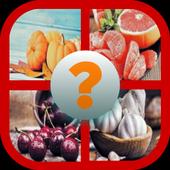 Meyve ve Sebze Bilmece icon