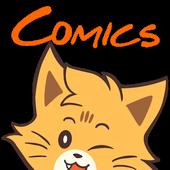 Ookbee Comics การ์ตูนเด็ด สนุกใหม่ ไม่ซ้ำใคร icon