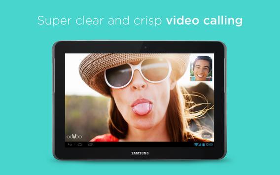 ooVooのビデオ通話、テキストメッセージ、および音声通話 スクリーンショット 6