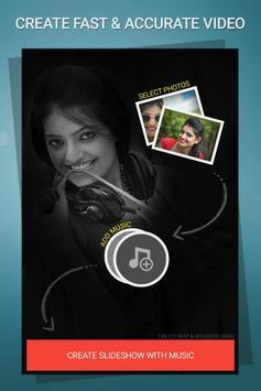 Photo Slideshow with Music स्क्रीनशॉट 6