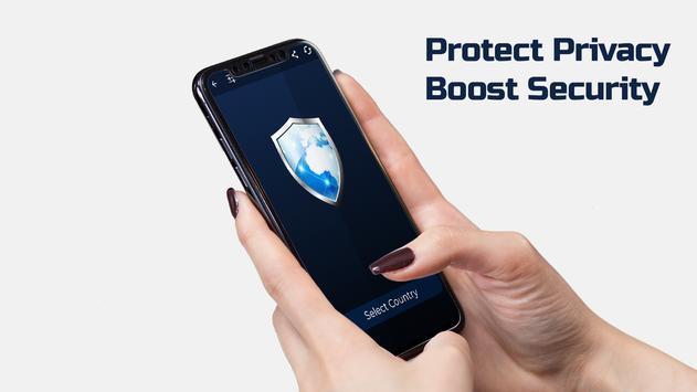 FREE VPN - Fast Unlimited Secure Unblock Proxy screenshot 3