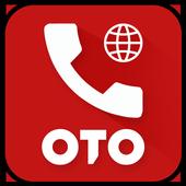 OTO международные звонки иконка