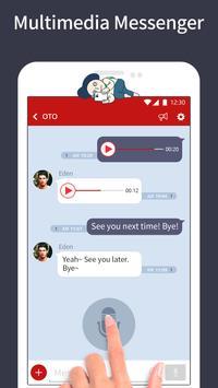 Llamadas internacionales OTO captura de pantalla 2