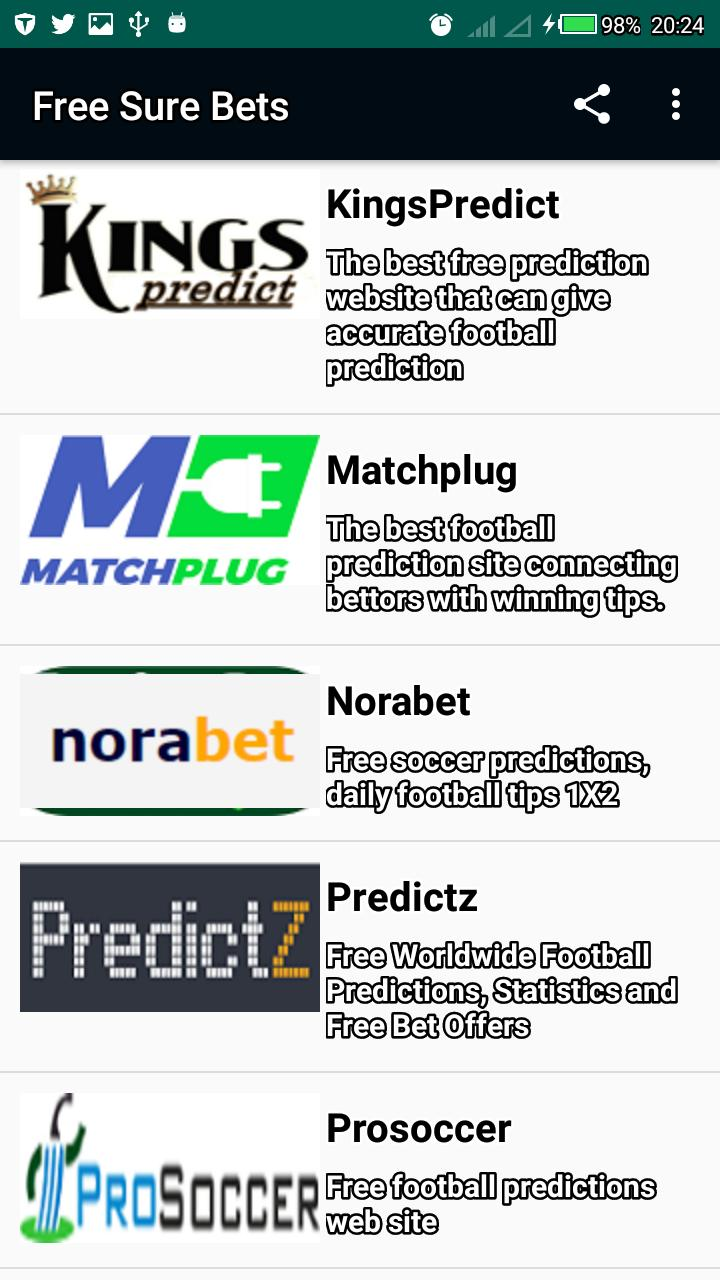 Free Sure Bets for Android - APK Download