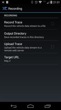 OpenXC Enabler screenshot 6