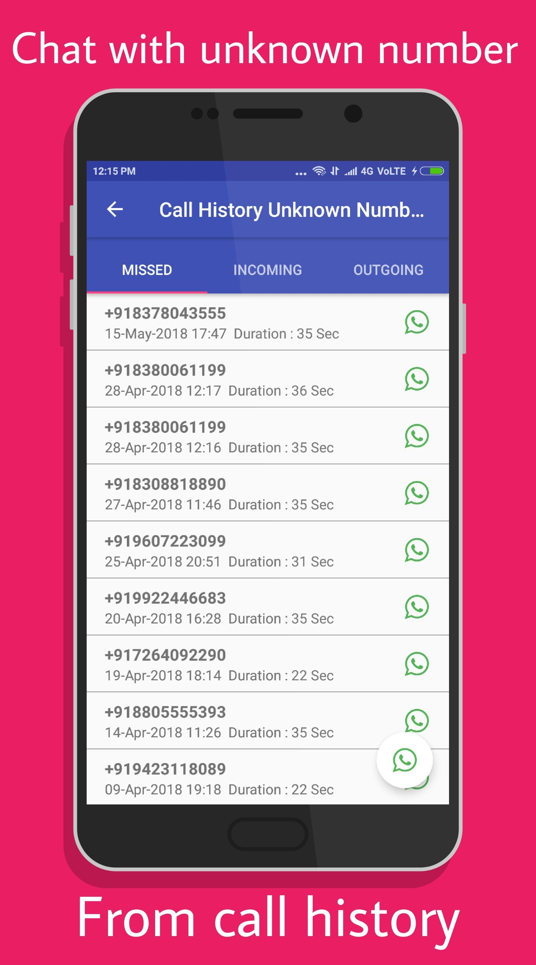 Chat Unknown Number for WhatsApp for Android - APK Download