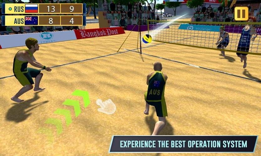 beach volleyball champions 3d for android apk download apkpure com