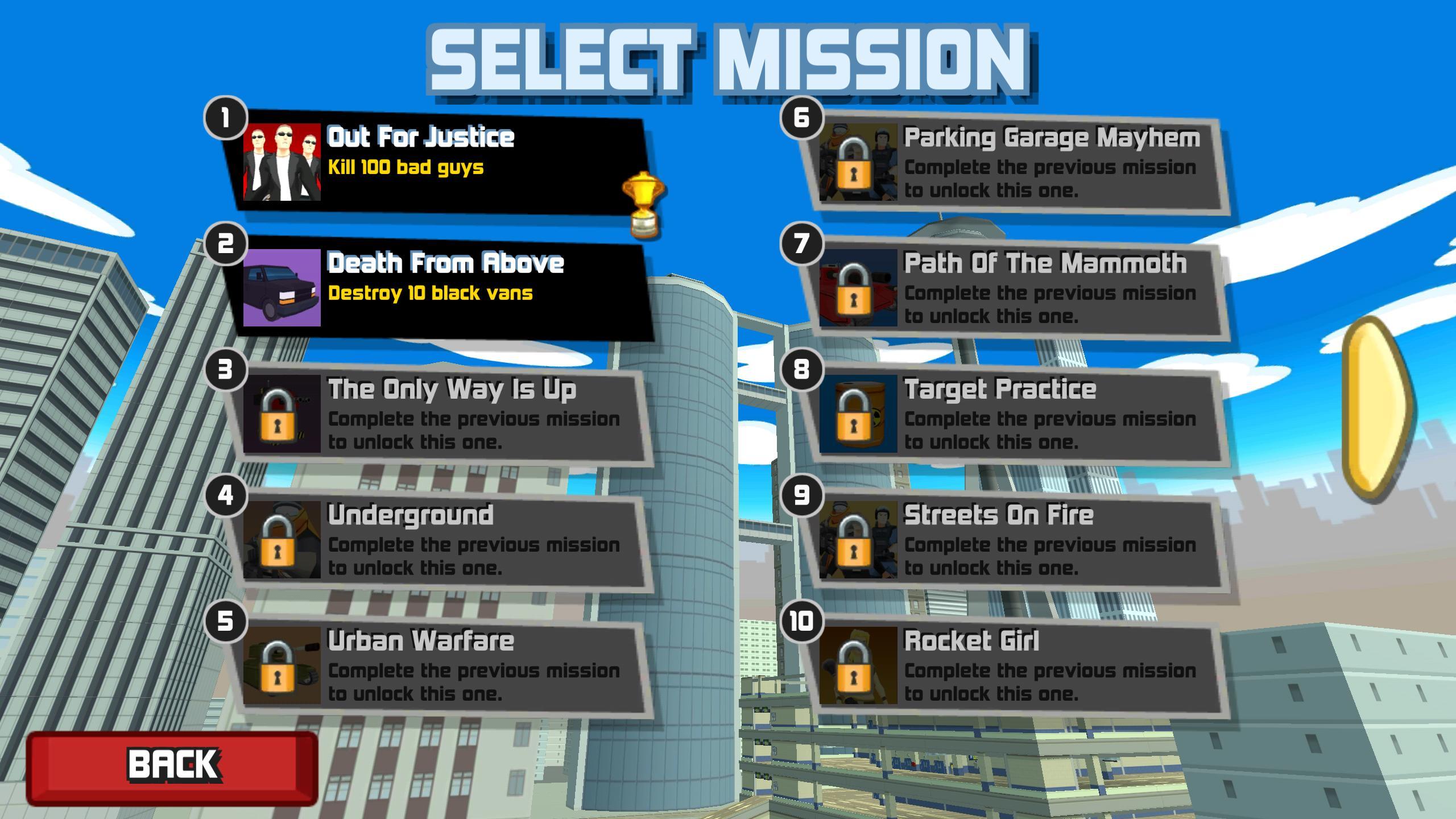 Vigilante mafia killer 2019   Gangster crime game for
