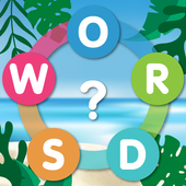 Word Search Sea: Unscramble words