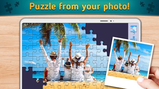 Relax Jigsaw Puzzles syot layar 3