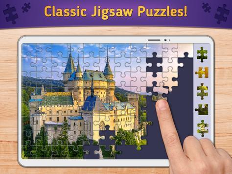 Relax Jigsaw Puzzles syot layar 10