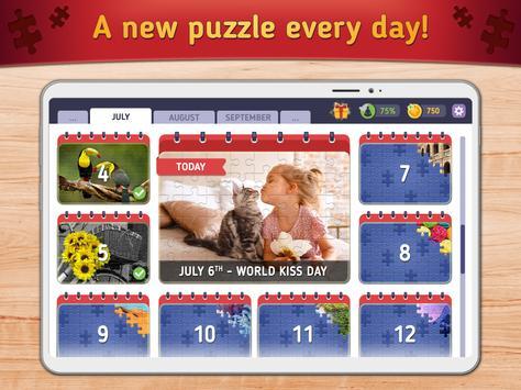 Relax Jigsaw Puzzles syot layar 12