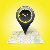 Places & Hours - Find What's Open Near Me icon