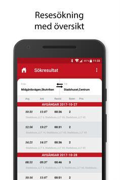 Luleå Lokaltrafik screenshot 2