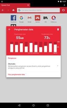 Opera Mini screenshot 2