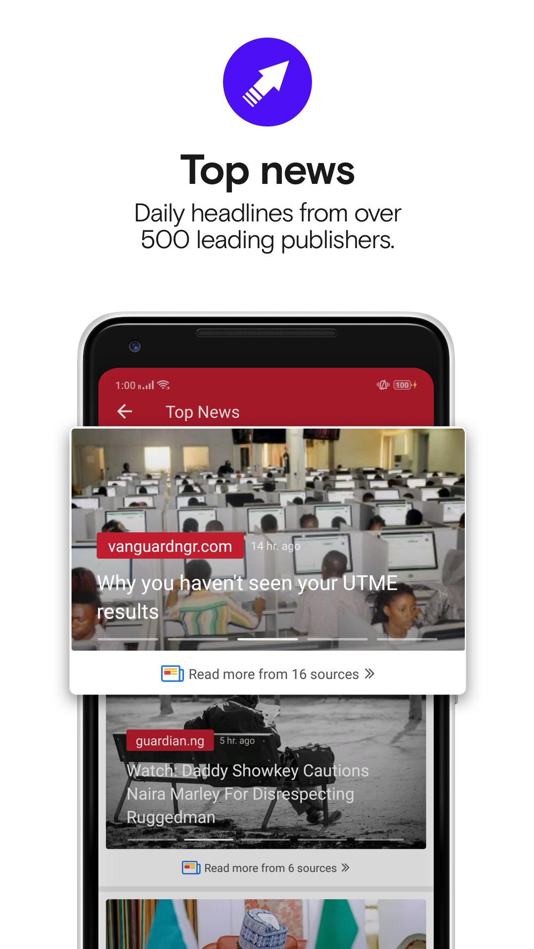 Opera News for Android - APK Download