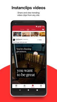 Opera News स्क्रीनशॉट 1