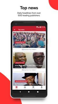 Opera News captura de pantalla 2