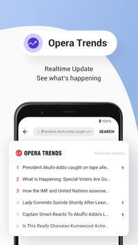 Opera News Lite - Less Data, More News ảnh chụp màn hình 5