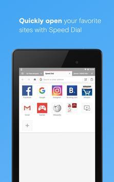 Opera browser beta screenshot 17