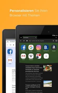 Browser Opera Beta Screenshot 11
