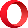 Opera أيقونة