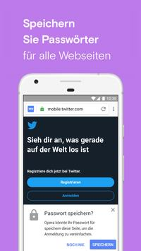 Opera Screenshot 3