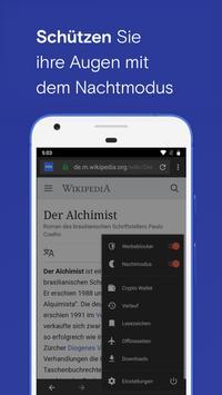 Opera Screenshot 5