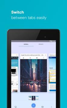 متصفح Opera مزود بـ VPN مجاني تصوير الشاشة 15