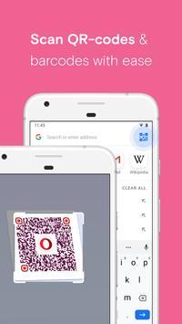متصفح Opera مزود بـ VPN مجاني تصوير الشاشة 4