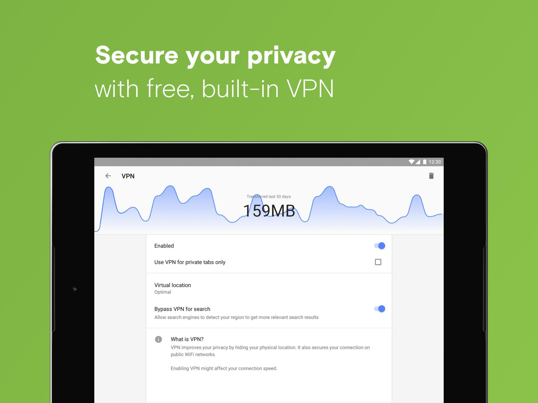 torrent downloader with built in vpn