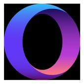 Opera Touch ícone