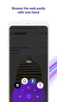 Opera Touch imagem de tela 2