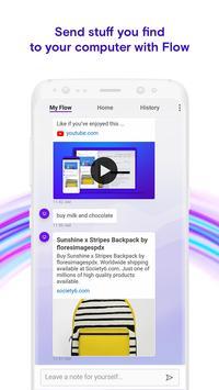 Opera Touch imagem de tela 3
