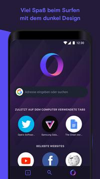 Opera Touch Screenshot 2