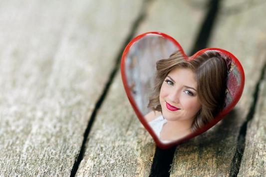 Heart Photo Frames screenshot 1