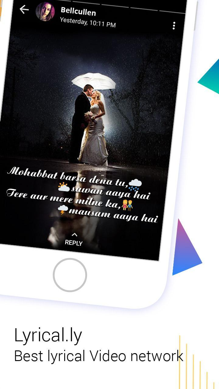 Lyrical ly for Android - APK Download