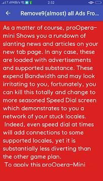 Opira Mini Tips 2019 screenshot 1