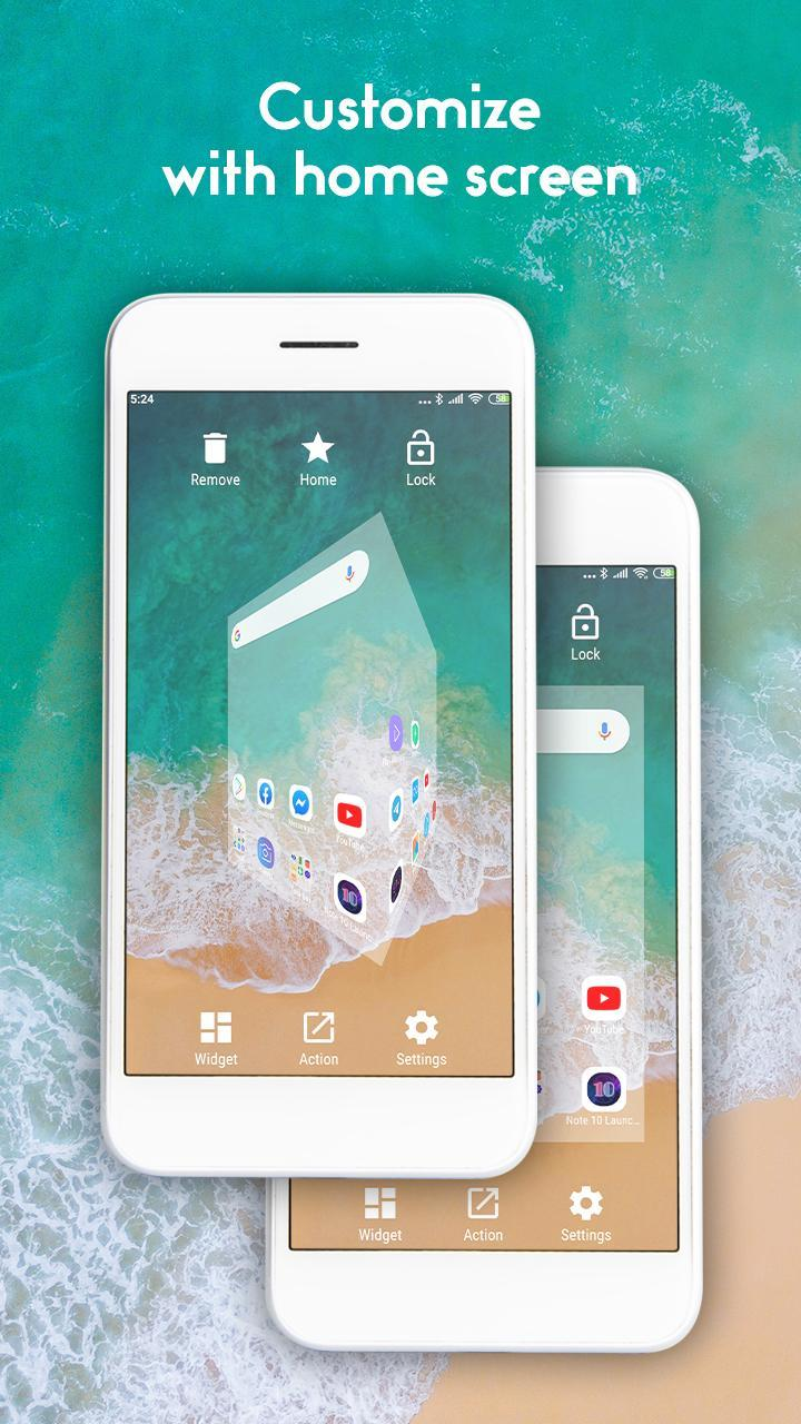 Oppo Launcher F11 - Launcher For Oppo F11 para Android - APK