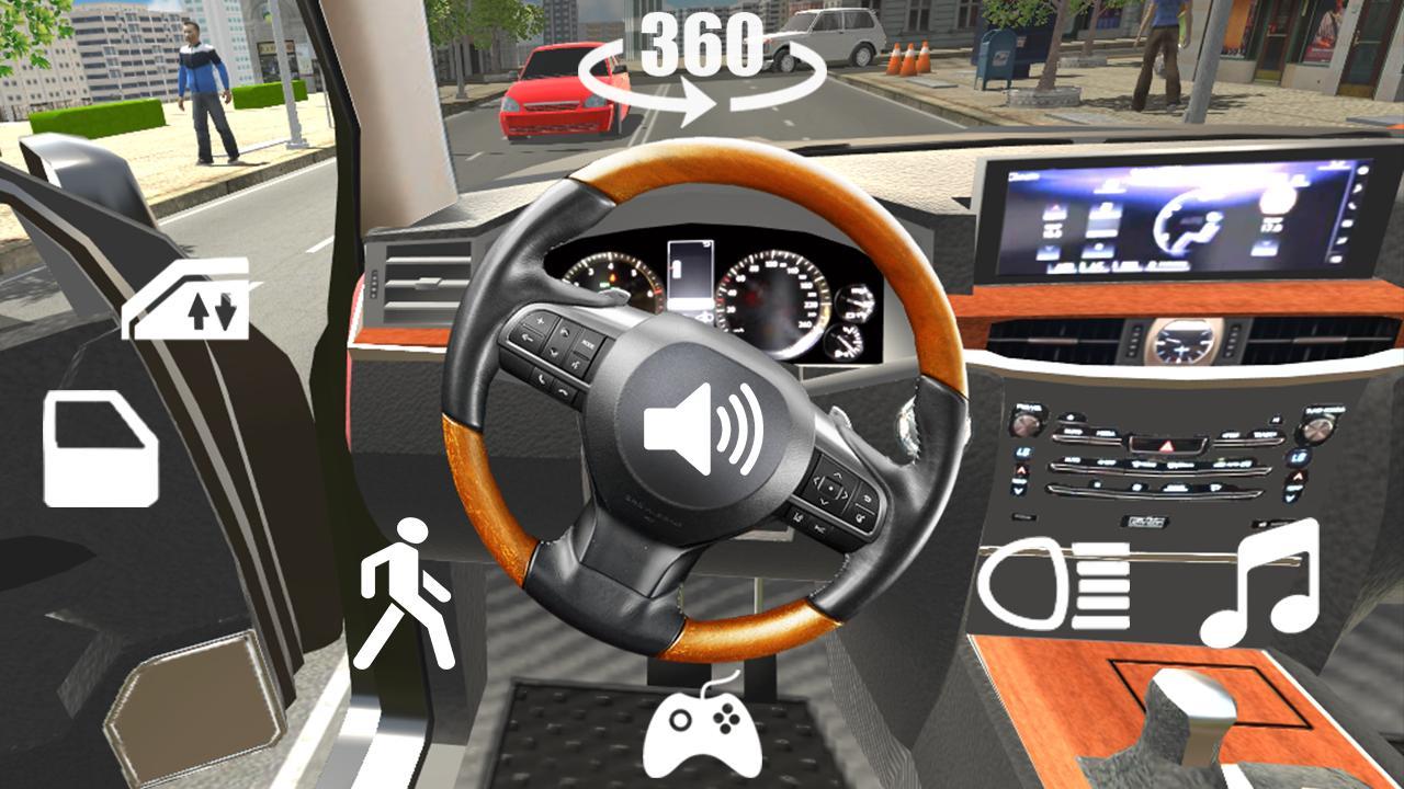Download permainan terbaru gratis Car Simulator 2