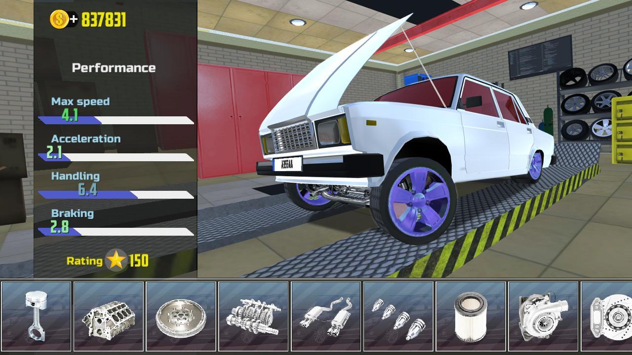 Download game game gratis Car Simulator 2