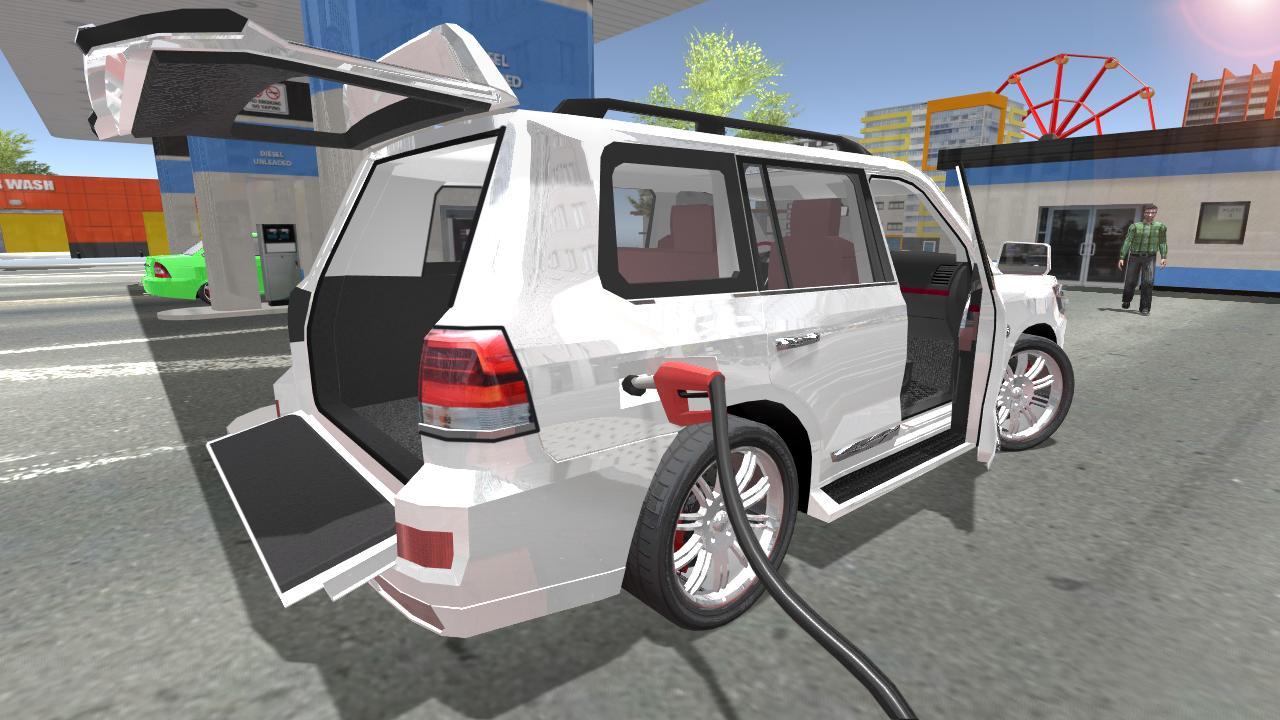 Download mainan gratis Car Simulator 2