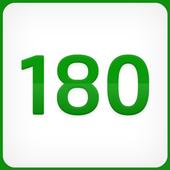 180 icon