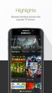Optik TV® poster