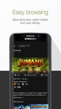 Optik TV® screenshot 4
