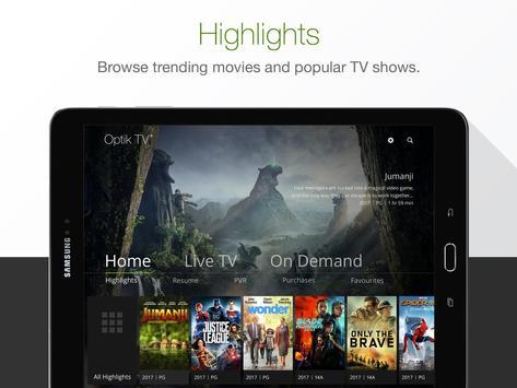Optik TV® screenshot 5