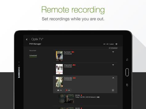 Optik TV® screenshot 8